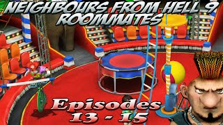 getlinkyoutube.com-Neighbours From Hell 9 Roommates - Episodes 13-15 [100% walkthrough]