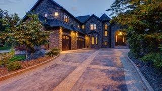 getlinkyoutube.com-Luxury Living On Lake Bonavista - Calgary Real Estate Property Video