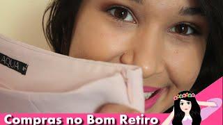 getlinkyoutube.com-Compras no Bom Retiro - Especial A Beleza de quem se cuida | Isabely Rodrigues