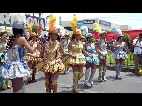 Desfile de Carnaval 2011 _ Carnaval en Megaplaza _ part 3