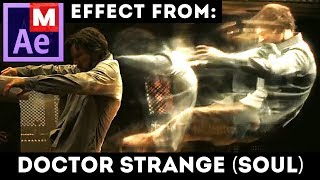 getlinkyoutube.com-After Effects Tutorial: Soul Effect from Doctor Strange movie