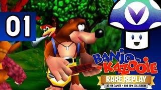 getlinkyoutube.com-[Vinesauce] Vinny - Banjo-Kazooie [Rare Replay] (part 1) + Art!