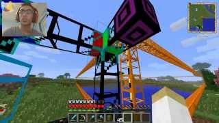 getlinkyoutube.com-ماين كرافت : واخييييرا خلصنا #27|27# Minecraft FTB : d7oomy999