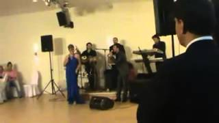 getlinkyoutube.com-Farhad Shams & Wakila Wahid Live on Stage - Dile Dard