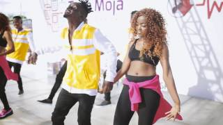 Tanayzer live performance in Mbagala Zakhiem ground Dar es salaam