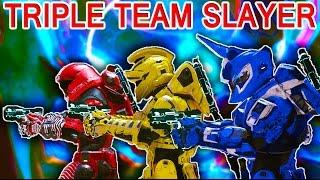 getlinkyoutube.com-Triple Team Slayer Ft. Unyshek and UberNick - Halo 5 Guardians
