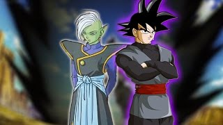 getlinkyoutube.com-Dragon Ball Super Lets Talk Episode 51: Goku Black's Intention Against The Human Race