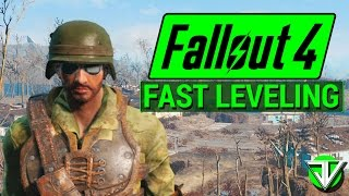 getlinkyoutube.com-FALLOUT 4: How To Level Up REALLY FAST in Fallout 4! (Idiot Savant and Intelligence)