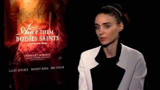 "getlinkyoutube.com-Rooney Mara and Ben Foster ""Ain't Them Bodies Saints"" Interview"