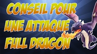 getlinkyoutube.com-Comment réussir son attaque full dragons en hdV8