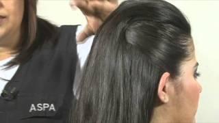 getlinkyoutube.com-VIVABELEZA - Passo a passo spray e mousse em penteados