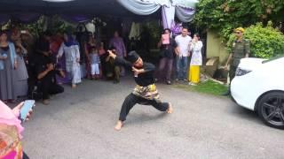 getlinkyoutube.com-Seni Silat Kuntau Melayu Malaysia (Bunga Sembah)