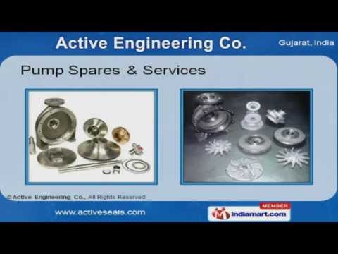 Mechanical Seals by Active Engineering Co., Ahmedabad