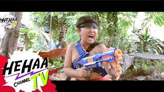 getlinkyoutube.com-Nerf War: Gang BaBy
