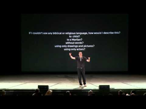 Rob Bell - Radar Buckets Chunks and the Marinade - Poets/Prophets/Preachers #4