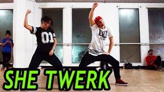 getlinkyoutube.com-SHE TWERK - CA$H OUT Dance | @MattSteffanina Choreography (@TheRealCashOut)