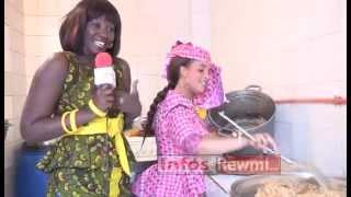 getlinkyoutube.com-Recette Sénegalaise Comment préparer le  mbakhalou naar par Mariama Balde