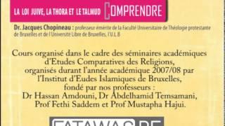 getlinkyoutube.com-La loi juive, la thora  et le talmud 1ER PARTIE.