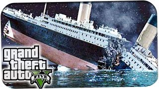 getlinkyoutube.com-GTA 5 (GTA V) [HD+] ☆ #022 - Titanic in GTA 5? ☆ Let's Play GTA 5 (GTA V)