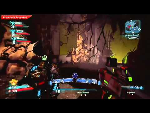 [HD]Borderlands 2 Salvador Gameplay PAX East 2012-720p-Matt