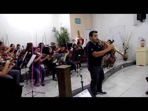 Agnus Dei - Orquestra de Xaxim - Igraja Adventista do Sétimo Dia.