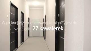 getlinkyoutube.com-Nowe kawalerki do wynajęcia - Łódź - ul. Pabianicka 35