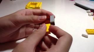getlinkyoutube.com-How to make a Lego soda machine