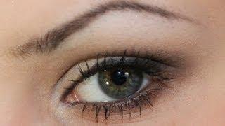 getlinkyoutube.com-Дневной макияж (подойдет  для нависшего века)