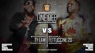 TY LAW VS FETTUCCINE 20 SMACK/ URL RAP BATTLE | URLTV width=