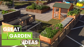 getlinkyoutube.com-Create the ultimate family garden
