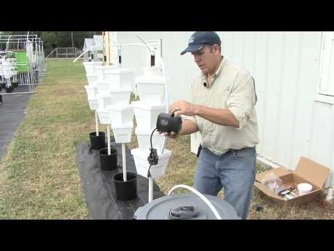 Verti-Gro Kits - Build your own Hydroponic Garden