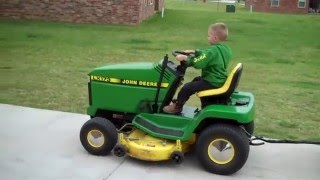 getlinkyoutube.com-A little Dude who loves anything John Deere