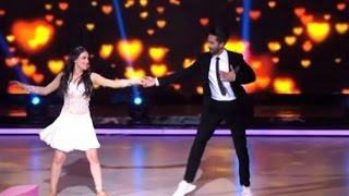 getlinkyoutube.com-Jhalak Dikhhla Jaa 8 - Shahid Kapoor & Radhika Madan Perform Together!