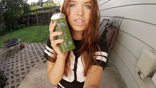 getlinkyoutube.com-My First Juice Cleanse Experience