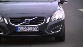 getlinkyoutube.com-Einzeltest Volvo V60 Drive