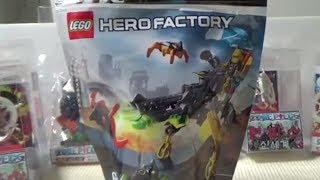 getlinkyoutube.com-레고 히어로팩토리 에보 워커 44015 정품 장난감 구입 개봉기와 소개