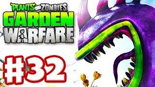 getlinkyoutube.com-Plants vs. Zombies: Garden Warfare - Gameplay Walkthrough Part 32 - Gardens & Graveyards (Xbox One)
