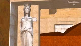 Amphipolis Tomb in 3D
