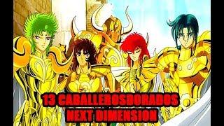 getlinkyoutube.com-Caballeros Dorados Next Dimension - Antigua Guerra Santa
