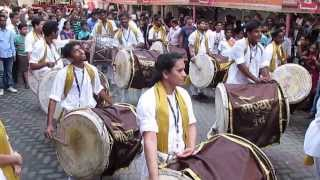 getlinkyoutube.com-morya .....nashik dhol in ganesh galli [mumbai]..