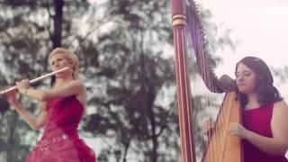 getlinkyoutube.com-Tum Hi Ho - Harp & Flute