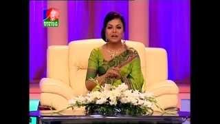 getlinkyoutube.com-Talk Show   Humayun Ahmed er Haate Koyekti Nil Podma   Tania Ahmed & Ferdous Ahmed