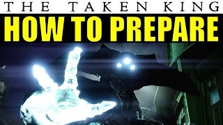 getlinkyoutube.com-Destiny: Level Up FAST to Level 40! | How to Prepare for The Taken King Expansion!