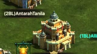 getlinkyoutube.com-CLASH OF KINGS- level 1-30 plus bonus KINGS castle