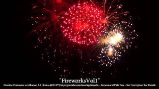 getlinkyoutube.com-Fireworks HD Vol 1 - FREE Stock Footage for Your Videos