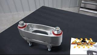 getlinkyoutube.com-Snowmobile ISOVIBE SX from Grip N Rip Racing!!