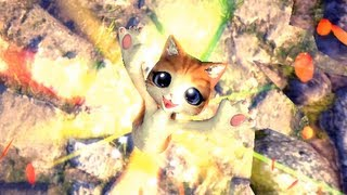 getlinkyoutube.com-Blade & Soul Online Summoner MEOW MEOW MEOW MEOW and MEOW