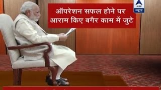 getlinkyoutube.com-Surgical Strike: PM Modi was awake throughout the night, did not have a drop of water