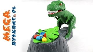 getlinkyoutube.com-Dino Meal - Jurajska Przygoda - Gry Zręcznościowe dla dzieci - Goliath