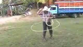 getlinkyoutube.com-Floreo  por un amansador de Caballos de Costa Rica